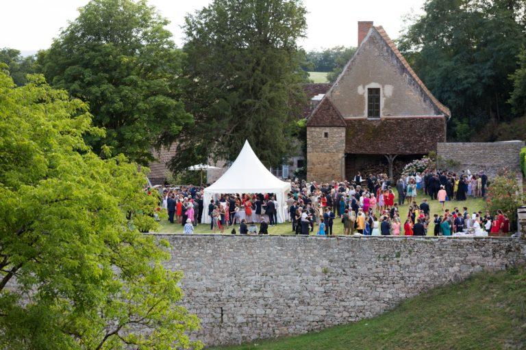 Domaine de Thil Mariage en Bourgogne