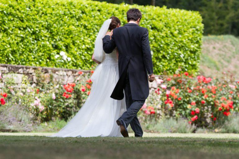 Robe de mariée- Mariage Bourgogne